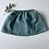 """Thumbnail: Jupe bébé/fille Gaze de coton """"Eucalyptus """""""
