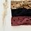 """Thumbnail: Bandeau/chouchou gaze de coton bio """"Gros pois """"(Coloris au choix)"""