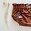 """Thumbnail: Bloomer bébé/fille coton/taille froncée   """" Eden"""""""