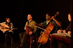 Kaleidoscope Quartet, England Tour