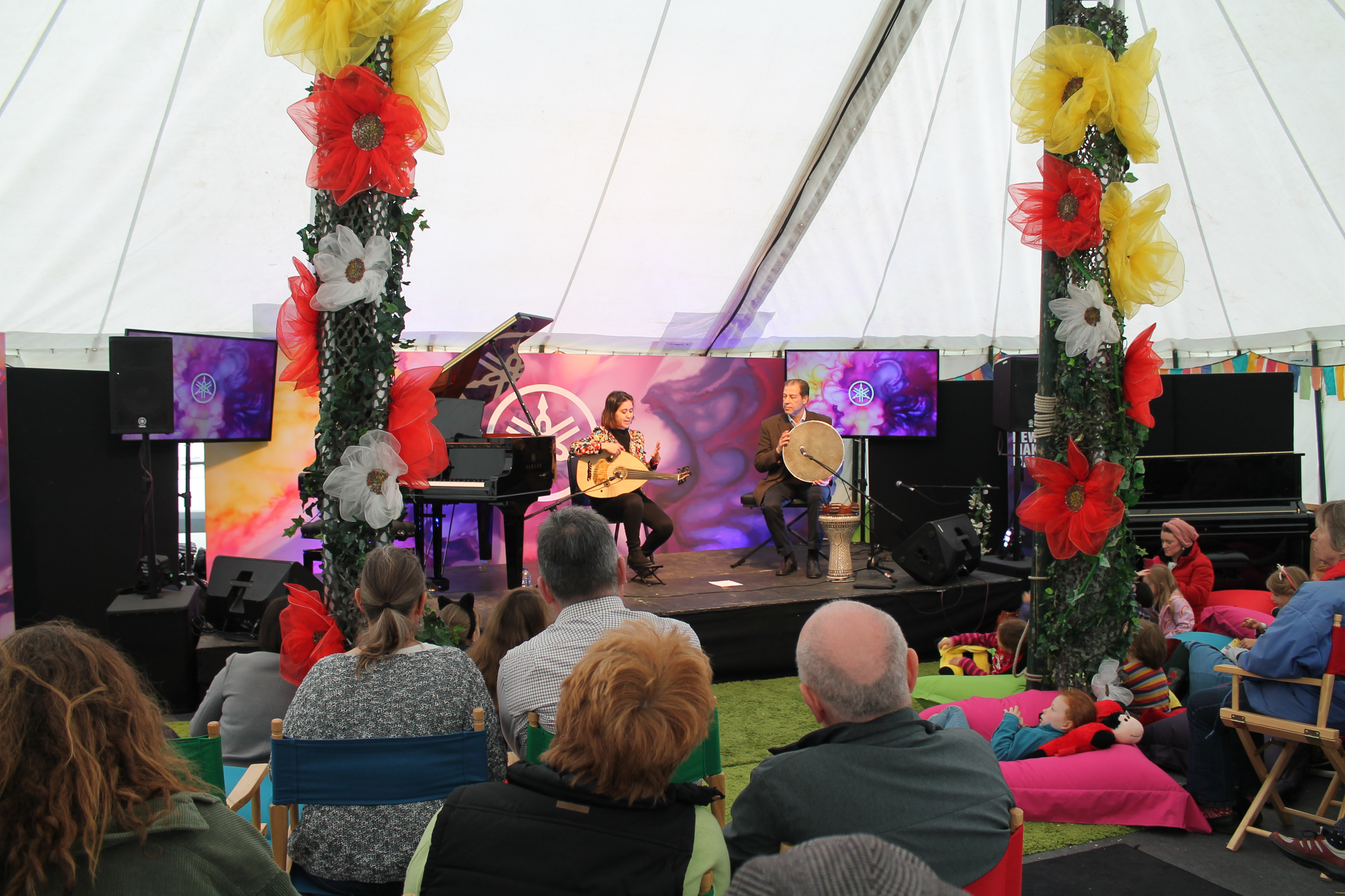Cheltenham Jazz Festival, 2019