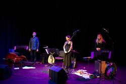 Rihab Azar Trio, Salisbury, 2019