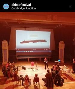Cambridge Junction, 2020