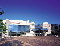 Symphony Hall, Birmingham,June 2018