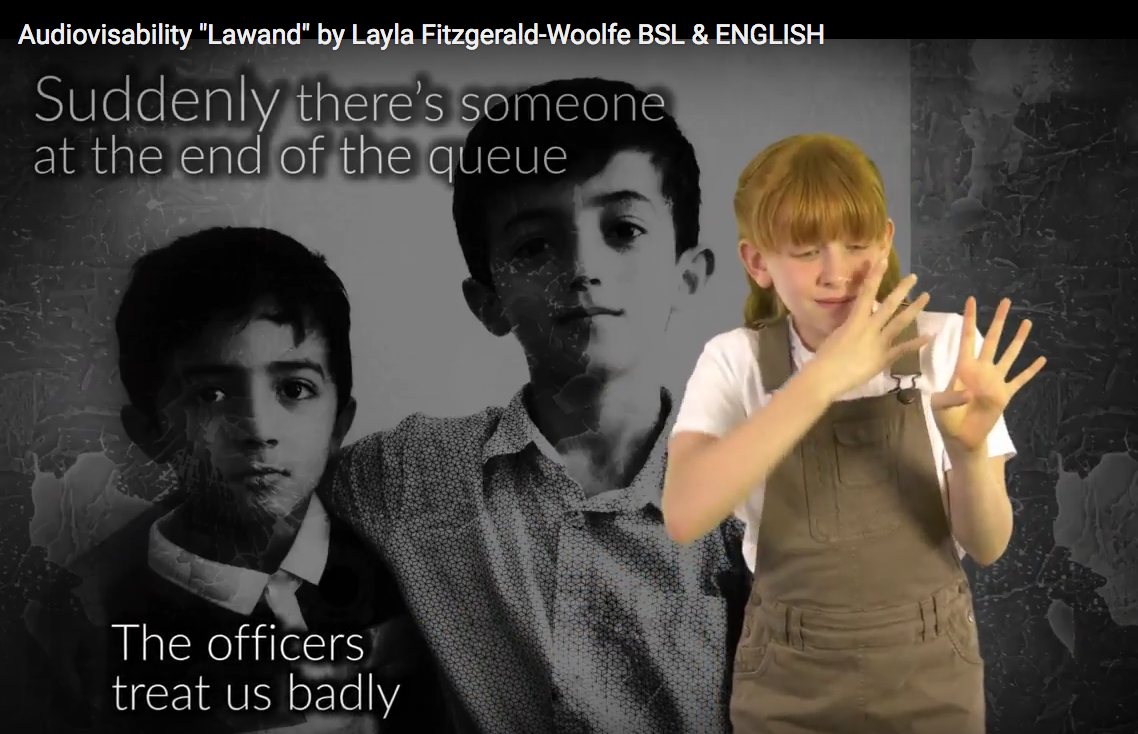 Music for British Sign Language
