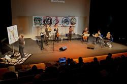 Arlington Arts Centre, October 2017