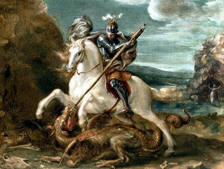 Comemore conosco o santo guerreiro  -                                        São Jorge !!!