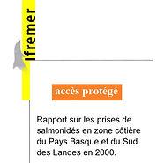 IFREMER et SAUMONS CÔTIERS (accès protég