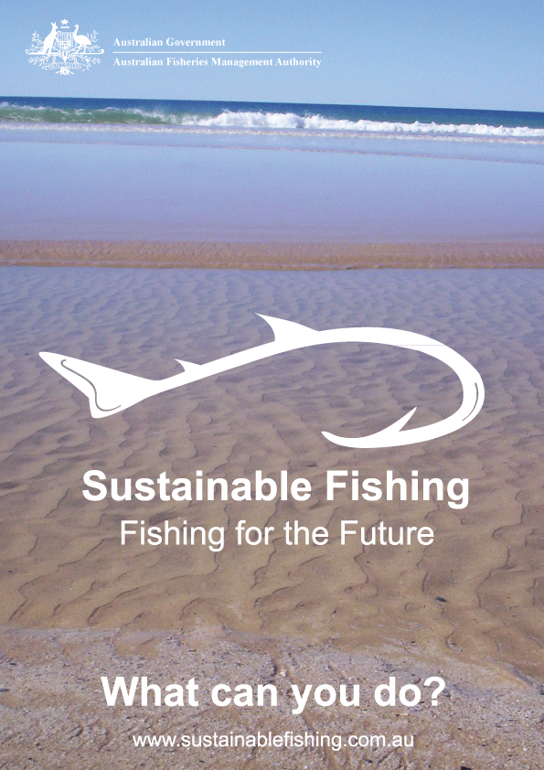 logo australien de pêche durable