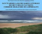 SANCTUARISER LA BANDE MARINE LITTORALE D