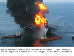 explosion BP Horizon