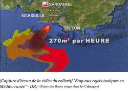 Boues rouges (carte)