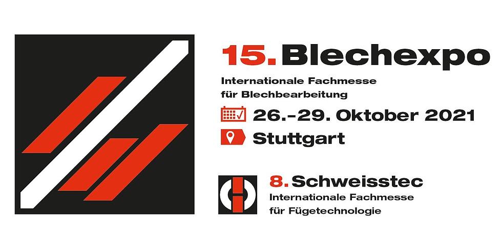 Blechexpo & Schweisstec 2021
