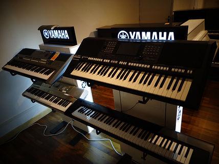 synthétiseurs yamaha albaynac musique