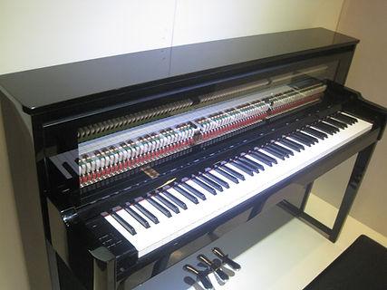 yamaha n1 hybride mecanique piano à queue numérique