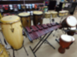 Percussions du monde, Albaynac Musique