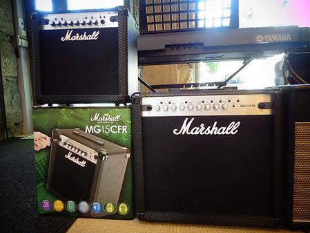 ampli marshall mg