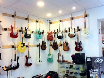 Rayon guitare électrique Albaynac Musique