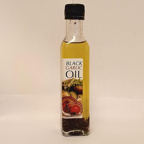 Black Garlic Oil