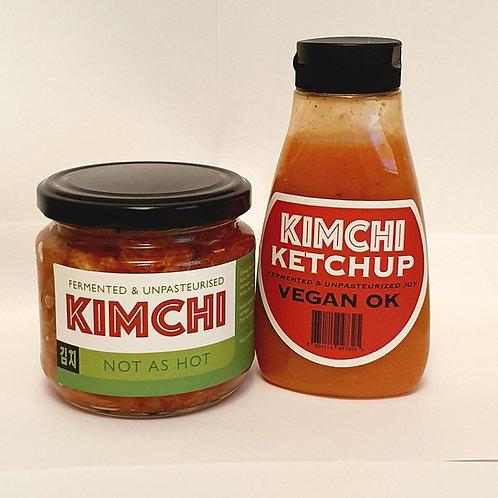 Vegan Mix - Kimchi/Sauce