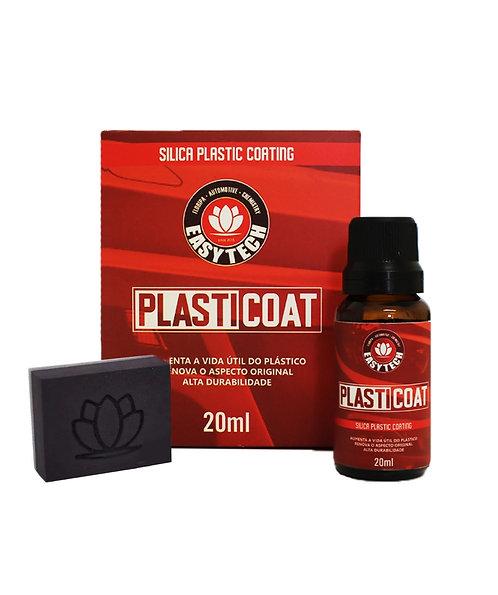 PLASTCOAT - RENOVADOR E PROTEDOR DE PLASTICOS - 20ML