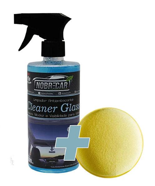 CLEANER GLASS NOBRECAR 1L (Limpa vidros antiembaçante)