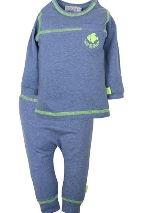 W24141:2 pce babysuit