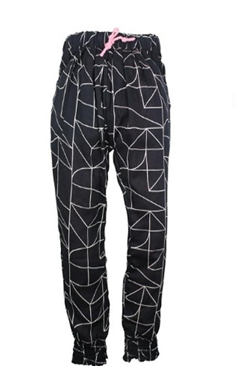 W24648: trousers geometric
