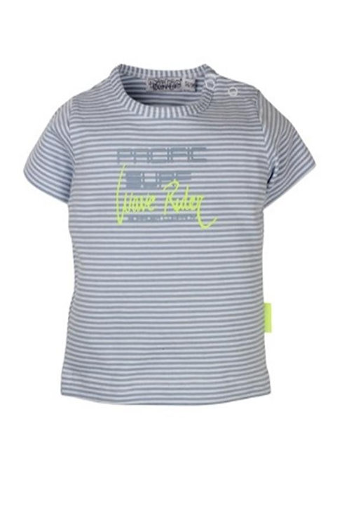 W24301MH :Toddler t-shirt stripe