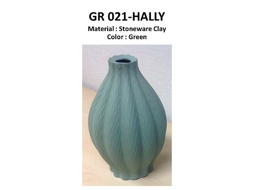 THE VASE-HALLY DESIGN