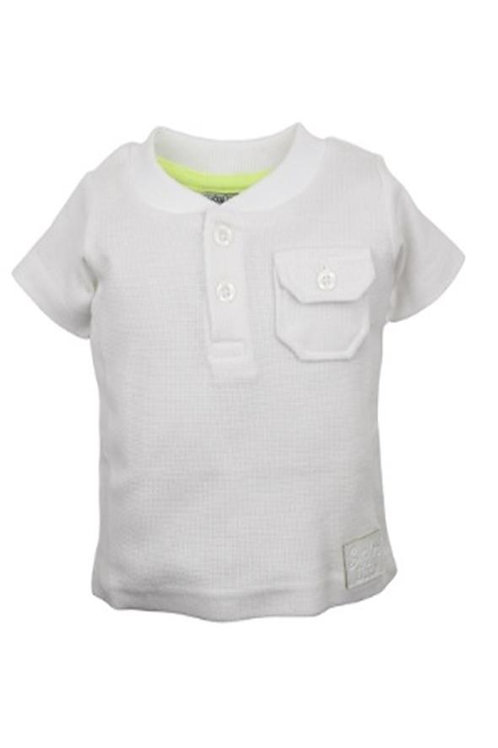 W24316: Baby t-shirt with pocket