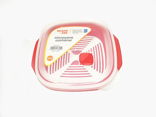 MICROWAVE CONTAINER 1,100 ML.