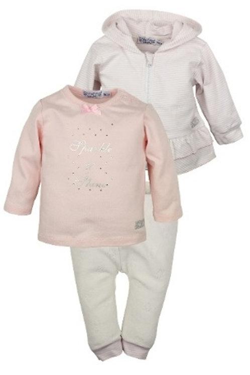 3 pce babysuit