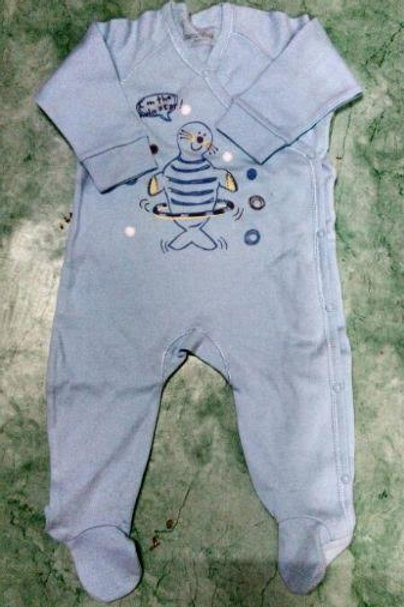K 566 Baby sleep suits, ASSORTED