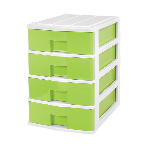 4 Tier Mini Drawer (A4)