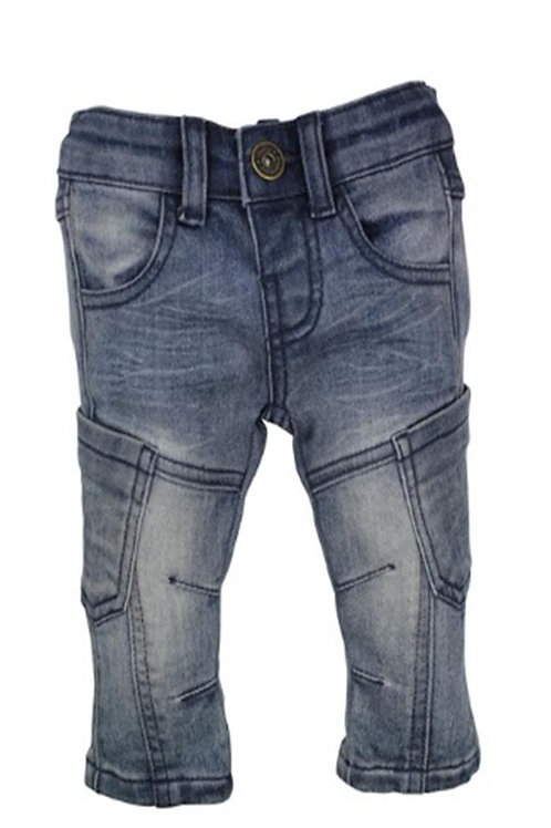W24308:Baby jeans with pockets