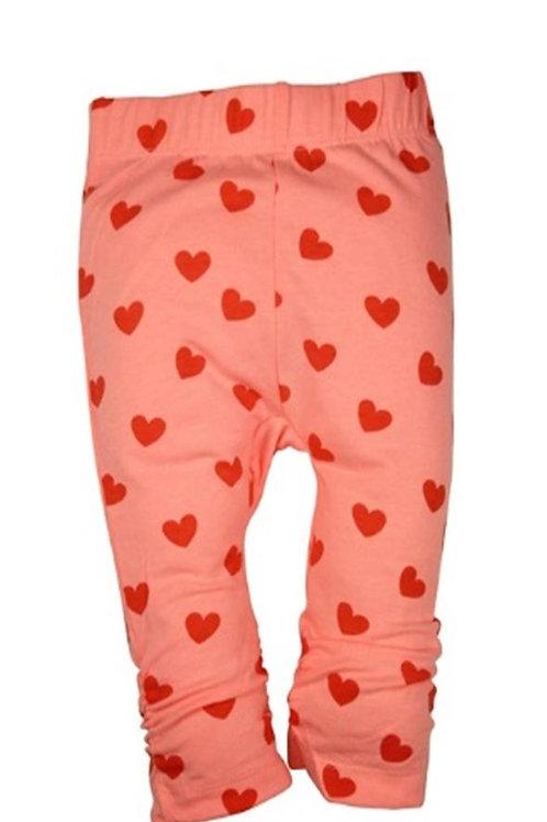 W24405:Baby 3/4 legging aop