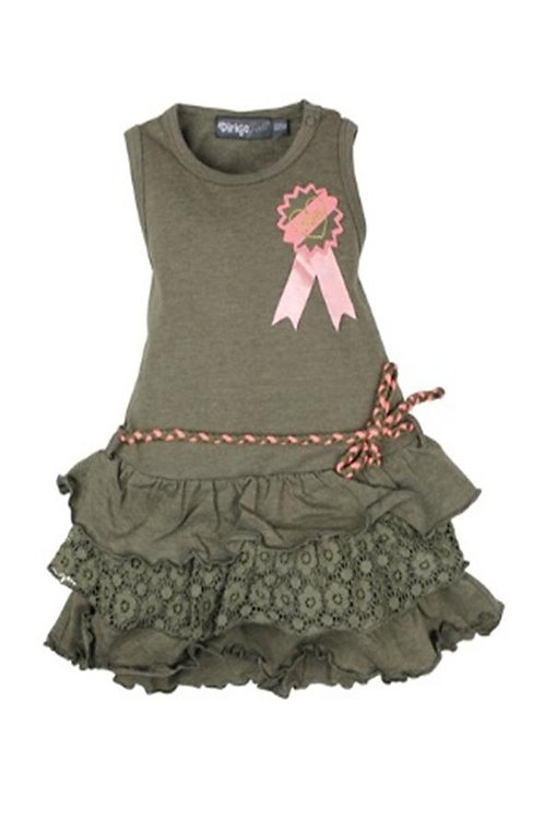 W24404:Baby dress sleeveless