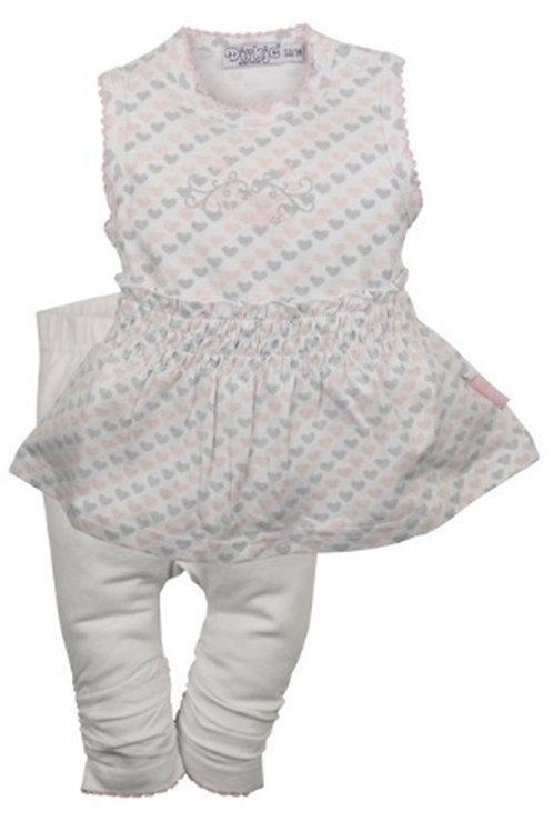 W24011: 2 pce babysuit