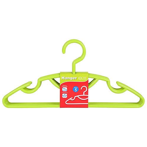 Plastic - Hanger (Set Of 5) 1176