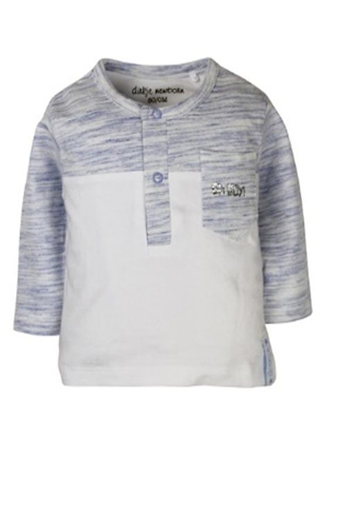 W24182 :baby t-shirt l.s