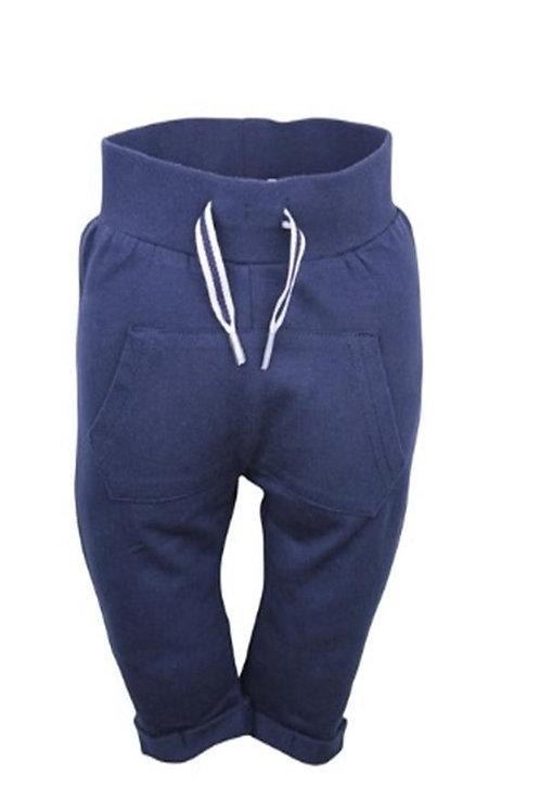 W24327:Toddler jogging trousers kangaroo pocket