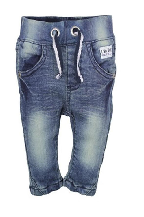 W24347MH:Toddler knitted jeans