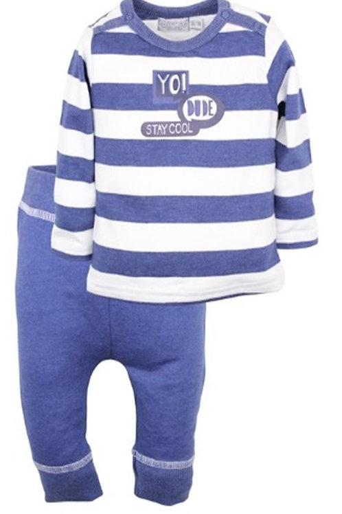 W24103: 2 pce babysuit