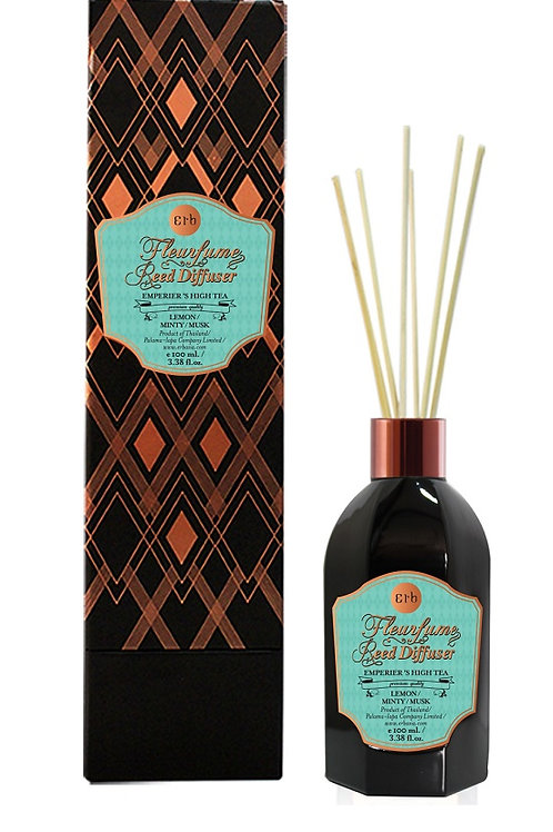 Emperier 's High Tea Fleurfume Reed Diffuser 100  ml.