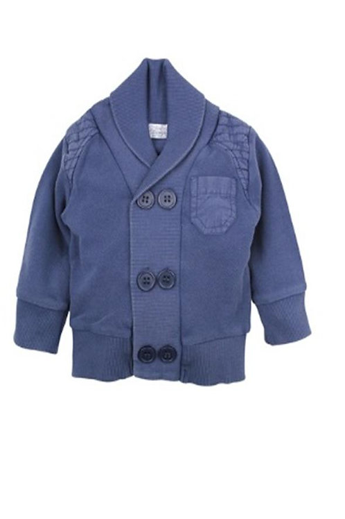 W24338SOG: Baby cardigan with pocket
