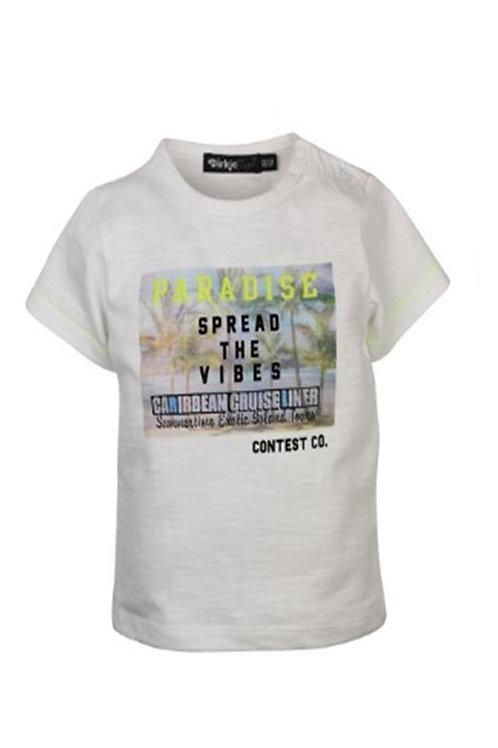W24506BH:T-shirt print