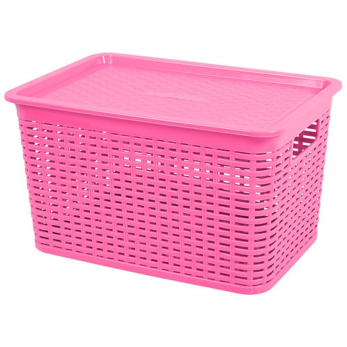 Plastic - Ratten Basket 3120