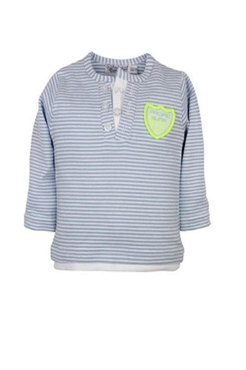 W24307:Baby t-shirt l.s