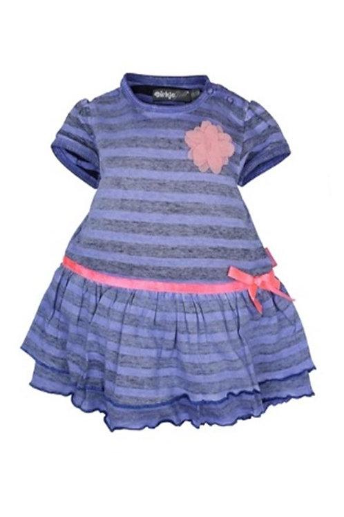 W24473:Baby dress stripe
